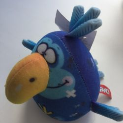 Soft toy Bird good luck new