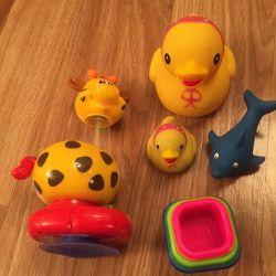 Σετ παιχνιδιών για μωρά