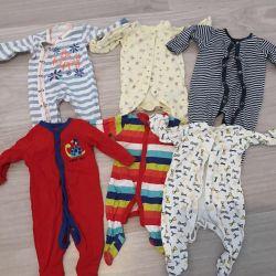 Marcă Slipuri pe copil 2-4 luni