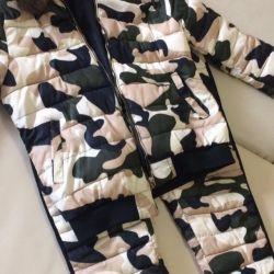 Women's overalls.