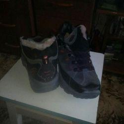Teen shoes, winter