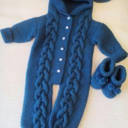 Children's jumpsuit ,, Bunny ,,