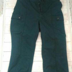 Pants for hunting and fishing