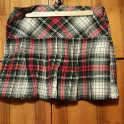 Μάλλινη φούστα