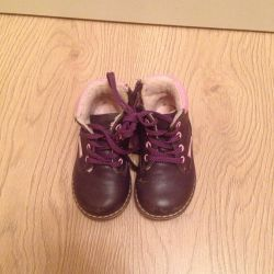 Μπότες Demi-season ζεστό !!!