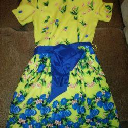 New bright dress