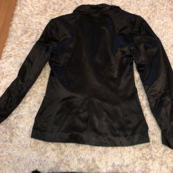 Θα πουλήσω ένα κοστούμι μοντέρνο σατέν μαύρο