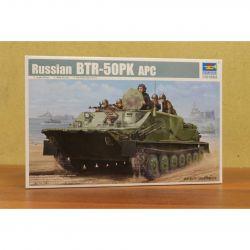 BTR-50PK Sovyet zırhlı personel taşıyıcı