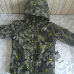 Winter jacket brand Rossignol