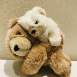 Yumuşak oyuncak Bir bebekle Koala.