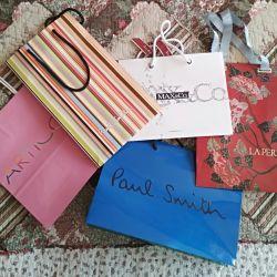 Bag brand package