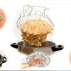 Katlanabilir pişirme ızgarası