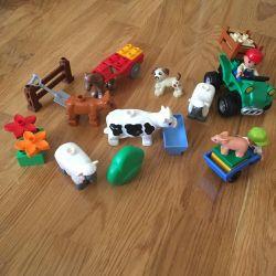 Ferma LEGO duplo