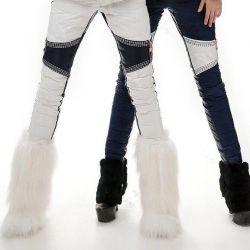 Тeплые штаны