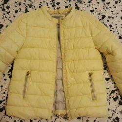 Детская куртка 116см. Zara