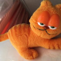 Garfield - soft fridge magnet