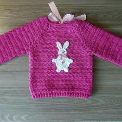 Handmade Children's Blouse