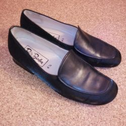 Betti Barclay Leather Shoes