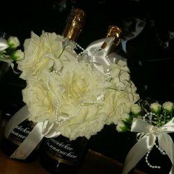 Прикраса на шампанське