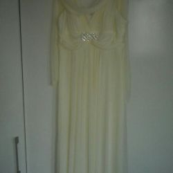 Dress evening (wedding) of the USA plus a gift
