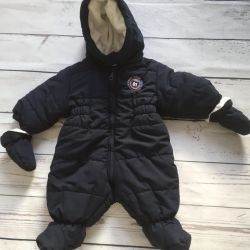 New overalls for 0-5 months Italy