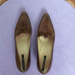 Peter Kaiser 8 1/2 leather shoes