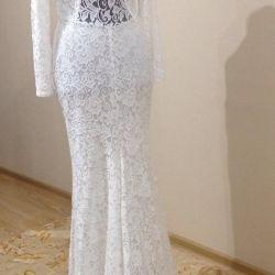 New wedding or evening prom dress