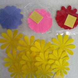 Декоративные цветы ( декор)