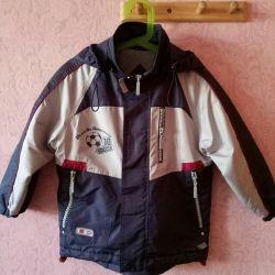 Jacket demi-season 110 cm