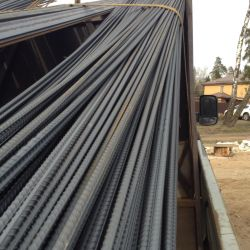 hot-rolled reinforcement 6-12