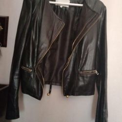 Jacket from ecoskin kosukha size 46-48