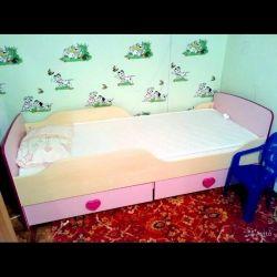 Child's bed 80 * 180