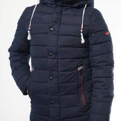 Jacket down jacket for men (holofiber) р.46,52 and 56
