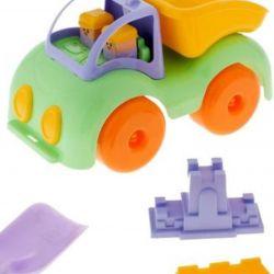 Τα αμμοσκεπάσματα με αυτοκίνητα