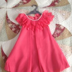 Holiday dress 3-4 years