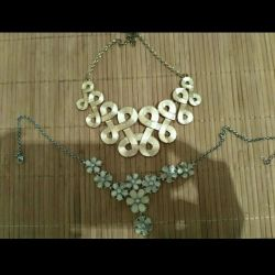 Necklace. Price for both