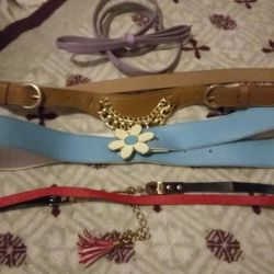 Belts for everything