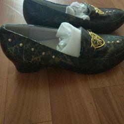 Νέο μέγεθος παπουτσιών 34