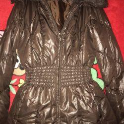 Yeni demi sezonu ceketi
