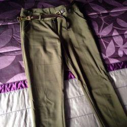 Khaki Khaki Pants