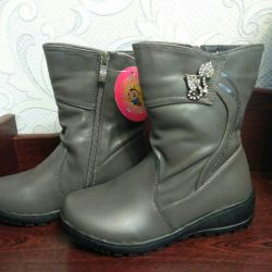 Boots new 32 size