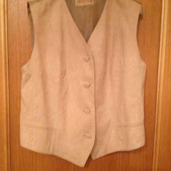 Suit women vest and pants