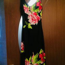 Φόρεμα καλοκαίρι θηλυκό 42-44r Morgan πρωτότυπο