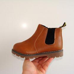 Turuncu ayakkabılar s.30 (18 cm iç taban)