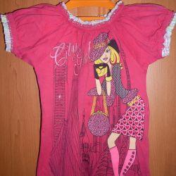 T-shirt, top, bluză pentru fete