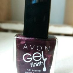 New varnish avon gel effect