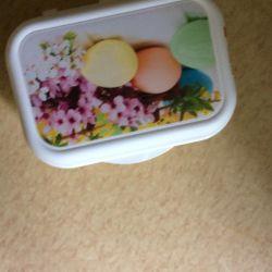 Screen for eggs