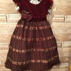 Pembe marie elbise abd
