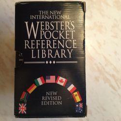 Webster's Dictionary Англо-английский словарь
