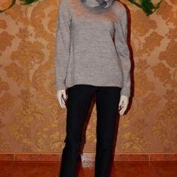 Jumper tricotate arta. 4095 (guler detașabil)